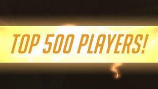 Overwatch - Top 500 Rank Best Plays