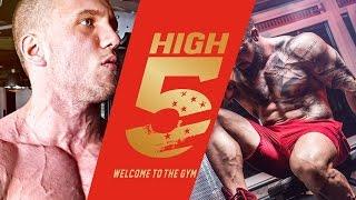 Sai schmeißt Fitness Hipster Jil ausm High 5 Gym & Post Workout Cheatmeal ft Artie