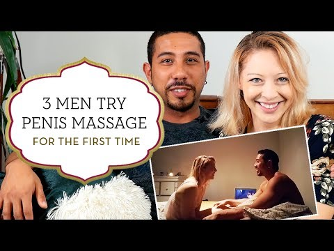 Xxx Mp4 3 Men Try Penis Massage – For The First Time 3gp Sex