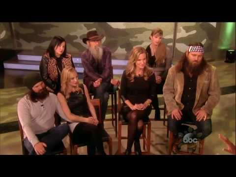 Xxx Mp4 Duck Dynasty Cast Talks Sex Appeal Becoming Reality Royalty 3gp Sex