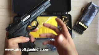 Aska f90 or aral 622k blank gun by airsoft gun india