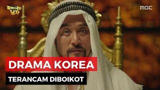 Dianggap Menghina Islam, Drama Korea 'Man Who Dies To Live' Terancam Diboikot