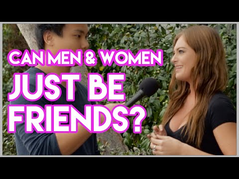 Can Men and Women Just Be Friends?