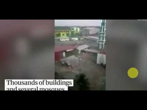 Xxx Mp4 Witness Scene From Indonasia Tsunami 2018 3gp Sex