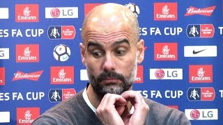 Wigan 1-0 Manchester City - Pep Guardiola Full Post Match Press Conference - FA Cup