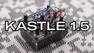 Kastle v1.5 - new features & style
