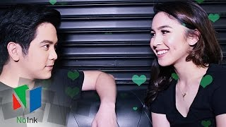 NoInk: Joshua Garcia And Julia Barretto Play NoInk's Impossible Challenge