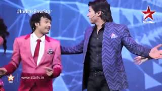 Shaan and Mohit on India's Raw Star finale