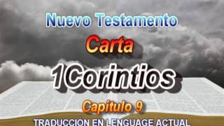 Carta 1Corintios  - Traducción Lenguage Actual