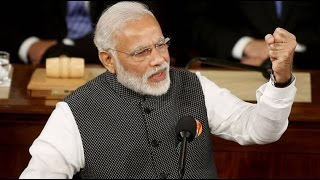 PM Narendra Modi's Speech at US Congress