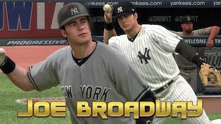 MLB The Show 17 Joe Broadway (3B) Road To The Show - EP137 MLB 17