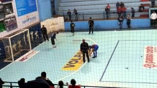 Semifinal do campeonato Indústria e Comércio de Lagoa Vermelha Barcellona X Móveis Sul