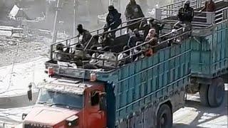 Did secret deal let hundreds of ISIS fighters flee Raqqa?