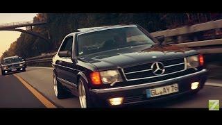 Mercedes 560sec|PORN 1