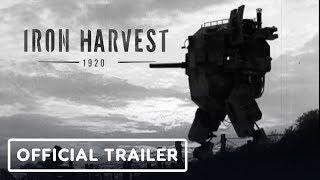 Iron Harvest Official Trailer - Gamescom 2019