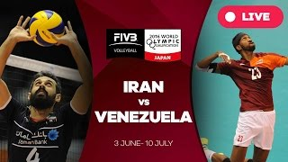Iran v Venezuela - 2016 Men