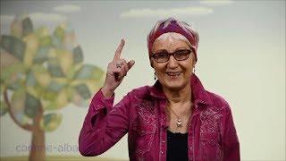 Corinne Albaut Comptine du Lundi: Points de chute