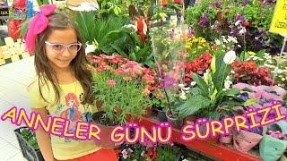 ANNELER GÜNÜ için SÜRPRİZ HEDİYE - Eğlenceli Çocuk Videosu - Funny Kids Videos