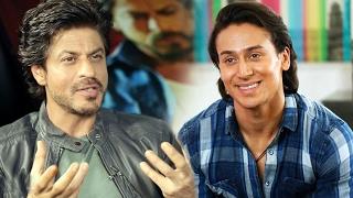 Tiger Shroff Is Like A Son To Me, Says Shahrukh Khan