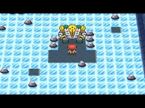 Pokemon diamond and pearl all legendary pokemon locations vidoemo emotional video unity - Pokemon platine legendaire ...