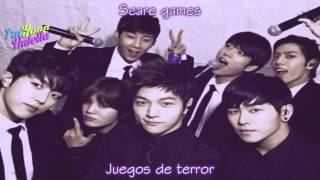 INFINITE - Monster Time [Sub. Español + Hangul + Romanización] - Telemonster OST