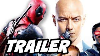 Deadpool Trolls the X Men Apocalypse Trailer