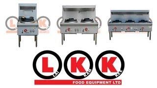LKK Food Equipment - Wok Burner Series