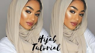 EASY HIJAB TUTORIAL FOR SPECIAL OCCASIONS !