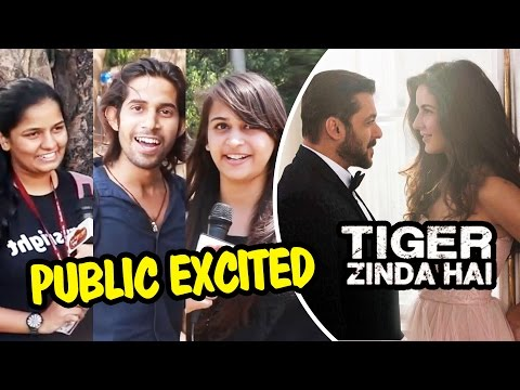 Xxx Mp4 FANS Excited To Watch Salman Katrina In Tiger Zinda Hai 3gp Sex