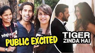 FANS Excited To Watch Salman-Katrina In Tiger Zinda Hai