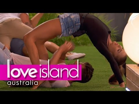 Villa games How well do you know your sex positions Love Island Australia 2018