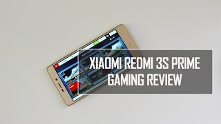 Xiaomi Redmi 3S Prime Gaming Review (with Heating Test) | Techniqued