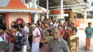 Kuzhupilly Nama Sankeerthana Pradakshina Seva @ Balakrishna Temple
