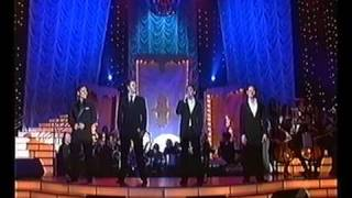 Il Divo sing Unchained Melody with the Australian Urban Orchestra