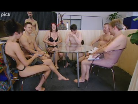 What is it like if everyone in the office get naked