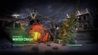 CRASH CHRISTMAS SPECIAL! AIR STRIKES ARE SANTAS SLEIGH! Modern Warfare Remastered