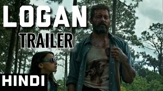 LOGAN ( Wolverine 3 ) Trailer 1 Hindi Reaction/Review | Fox-Marvel India