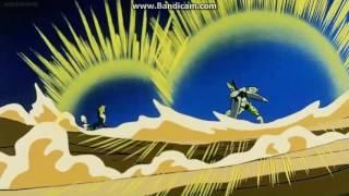 Gohan vs Cell Final Kamehameha  Japanese