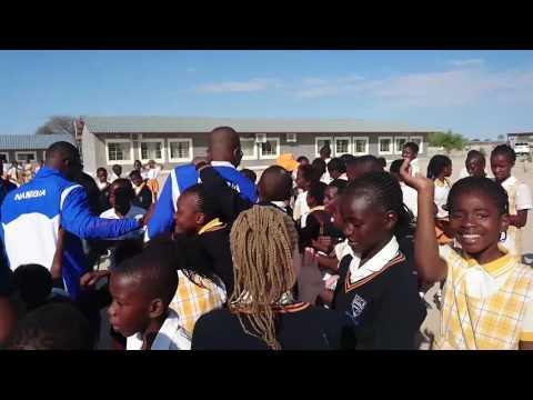 Visit to Heroes Primary School and Oluno Primary & Secondary School