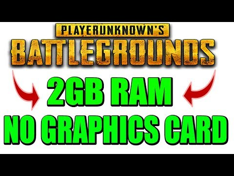 Xxx Mp4 How To Play PUBG In 2GB Ram Without Graphics Card Low End Pc 3gp Sex