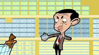 Mr Bean Animated Series S02E10 All You Can Eat
