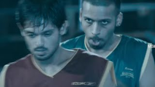 A Strong Come back to Nakul's Team - Vallinam Tamil Movie Scene