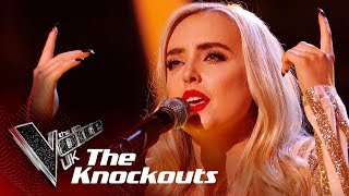 Holly Performs 'Perfect': The Knockouts | The Voice UK 2018