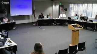 Regular Meeting of the Board of Martinez USD - 6/12/17