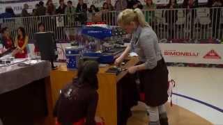 2013 World Barista Championship, Round 1 - Eniko Kantor, Hungary