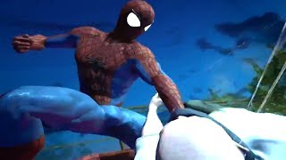 The Amazing Spider Man 2 PS4 Gameplay 【HD】