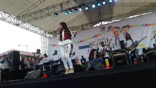 Kimcil Kepolen - Via vallen live at Pamapersada Nusantara districk Kideco