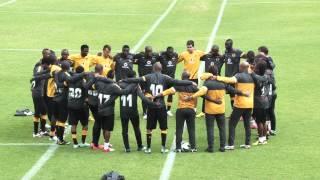 Interview with Kaizer Chiefs coach Stuart Baxter