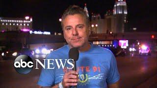 Eyewitness describes surviving Las Vegas Shooting