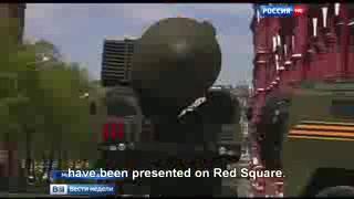 تجربة صاروخ يارس الروسي اقوى من صاروخ الشيطان